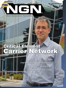 Next Generation Networks Magazine September/October 2009 Online