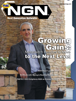 Next Generation Networks Magazine November/December 2009 Online