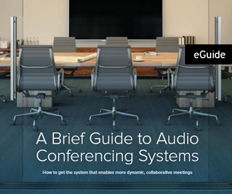 A Brief Guide to Audio Conferencing Systems