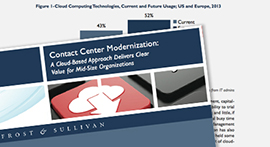 A Cloud-Based Approach to Contact Center Modernization