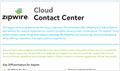 Zipwire Cloud Contact Center