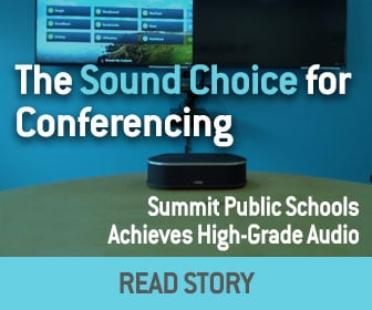The Sound Choice for Conferencing
