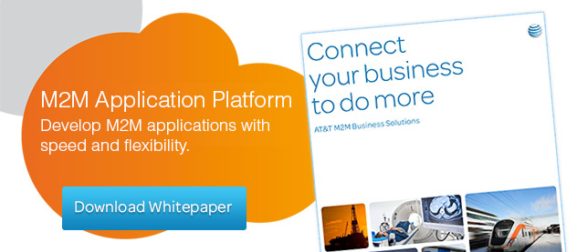 M2M Application Platform Brochure Download