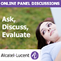 Ask, Discuss, Evaluate, Alcatel-Lucent, Business Club, Expert, Panel Discussion, Live Panel Session