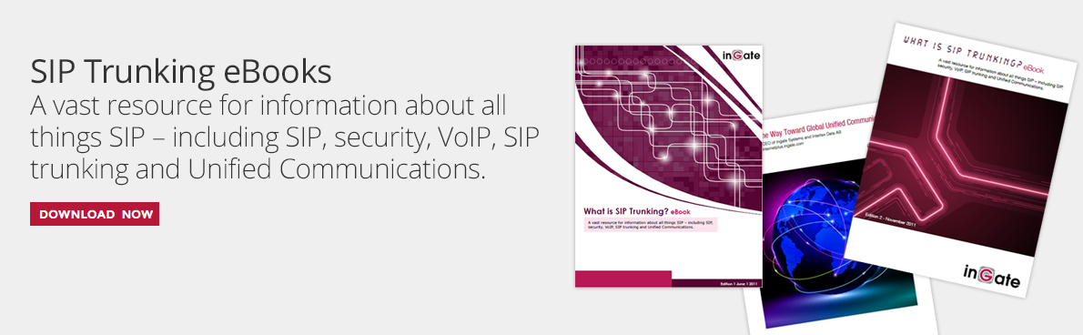 SIP Trunking eBooks