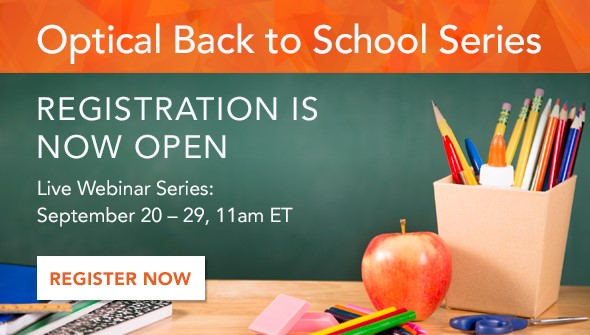 Ciena's 'Back to School' Optical Series is in Session!