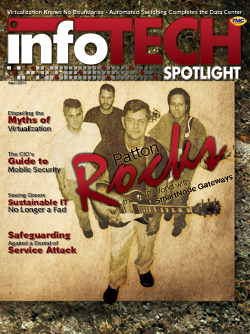 infoTECH Spotlight Magazine April 2011 Online