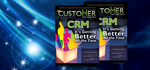 CRM: It's Getting Better All the Time