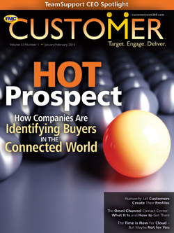 Customer  Magazine January 2015