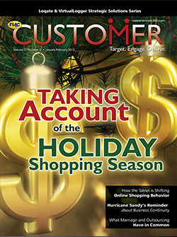 Customer  Magazine January 2013