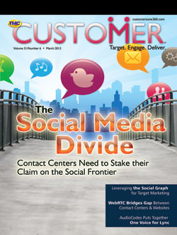 Customer  Magazine March 2013
