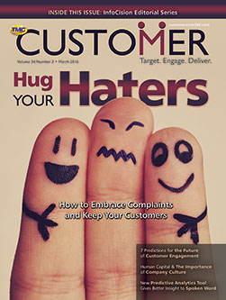 Customer  Magazine March  2015