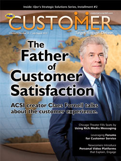Customer  Magazine  July 2013