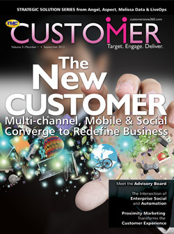 CCustomer  Magazine September 2012