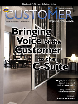 Customer  Magazine  September 2013