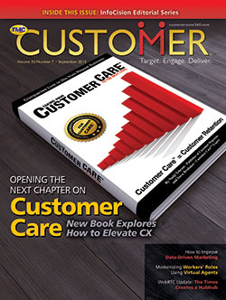 Customer  Magazine July/August  2015