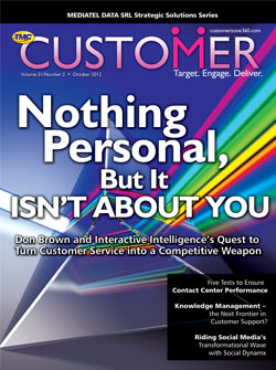 Customer  Magazine October 2012