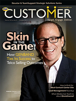 Customer  Magazine October 2013