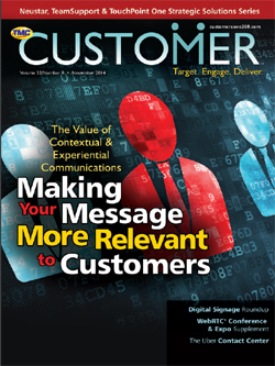 Customer  Magazine November 2014