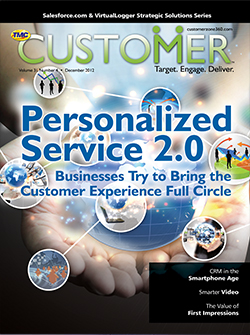 Customer  Magazine December 2012