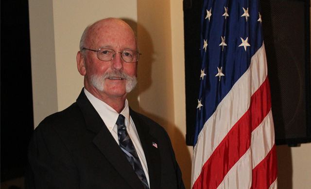 Bill Richards Instated As New President of the Kiwanis Club of Milford