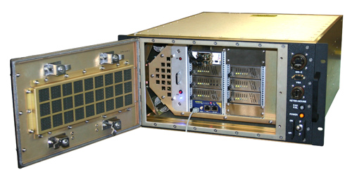Ruggedized MicroTCA Enclosure from Elma Electronic