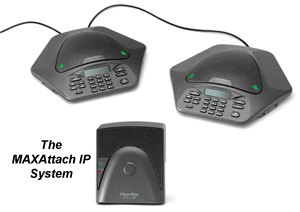 MAXAttach IP Conference Phones System