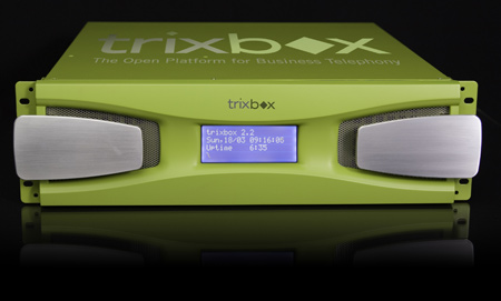 Trixbox Appliance