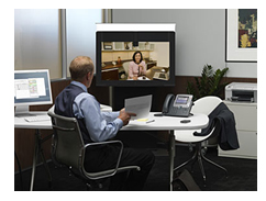 Cisco TelePresence Solution in Use