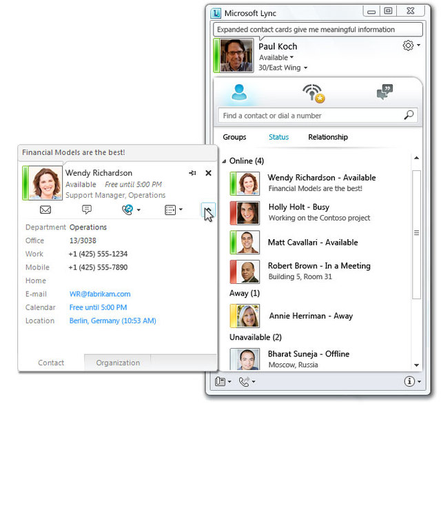 Microsoft Launches Lync