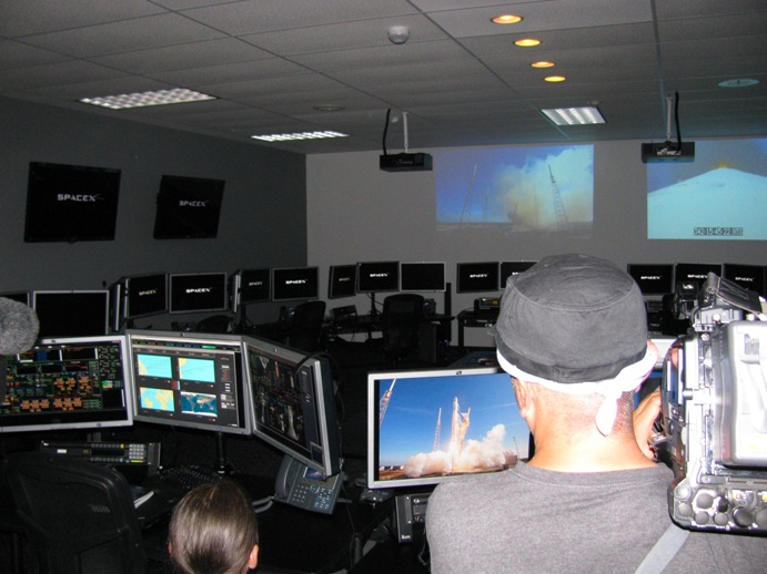 spacex launch control center - photo #5