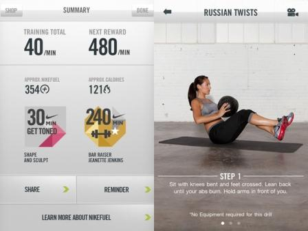Five Fantastic Free Fitness Apps