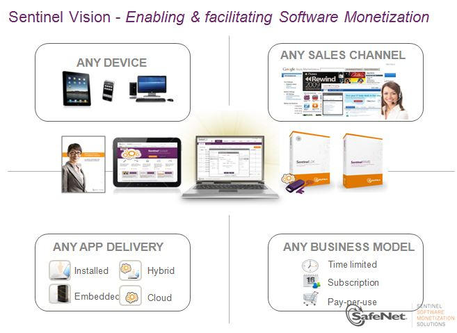 Software Monetization in the Embedded and Internet of Things (IoT