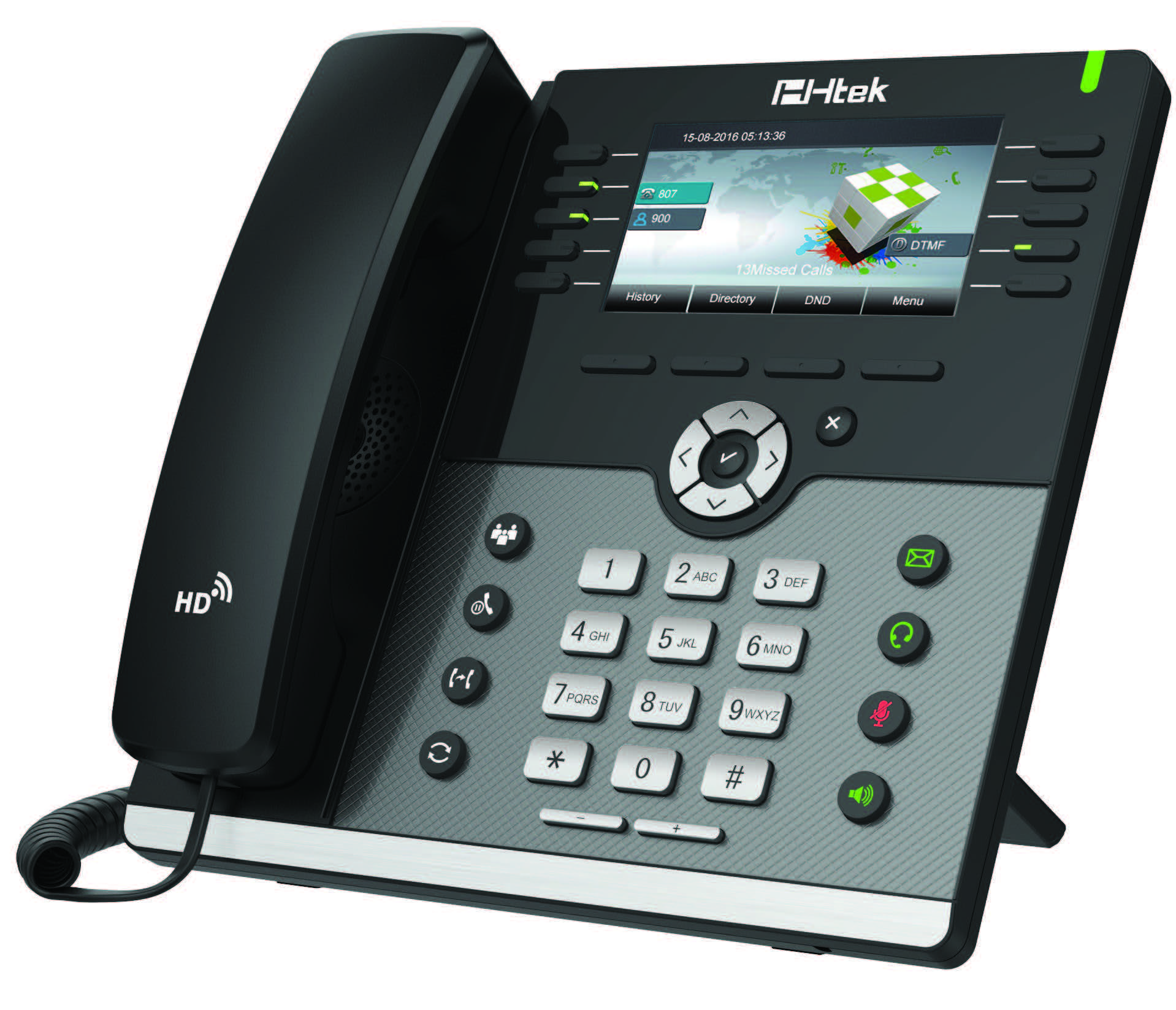 TMC Labs Reviews the Htek UC926 IP Phone and UC46 Expansion Module