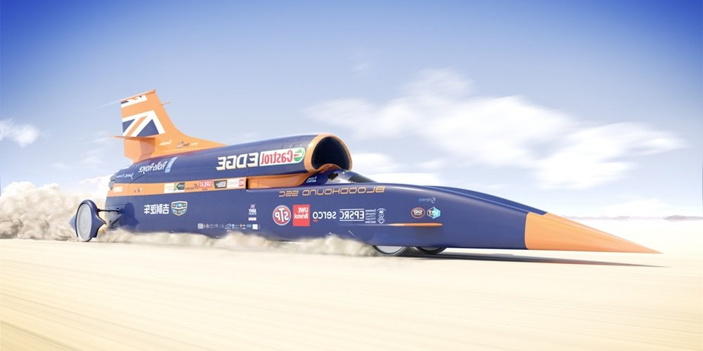 Fastest Jet In The World >> Speed Demons Sierra Wireless And The Fastest Car In The World