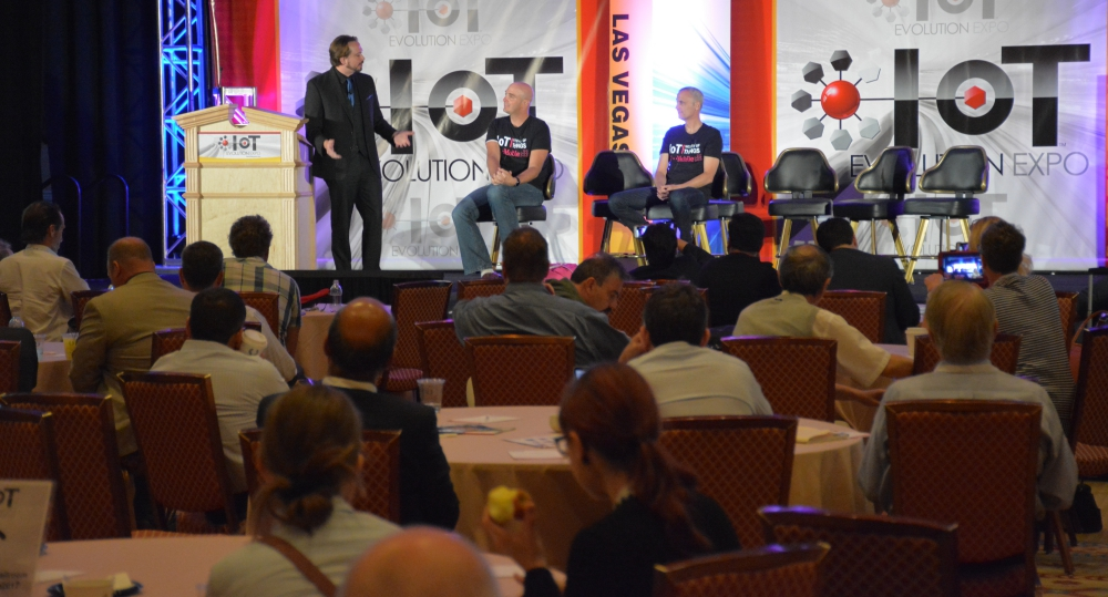 IoT Evolution's IoT Week Kicks Off with Insight on Smart Cities and IIoT from Industry Leaders like the Department of Homeland Security, Cisco, Microsoft, the City of Atlanta and Many Others