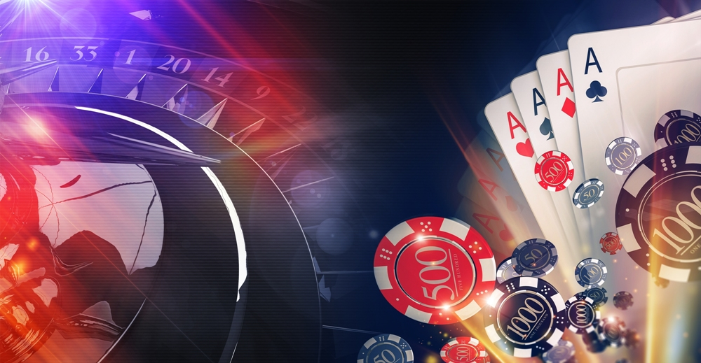 Online Casino: The Thrill of a Casino in Your Home!