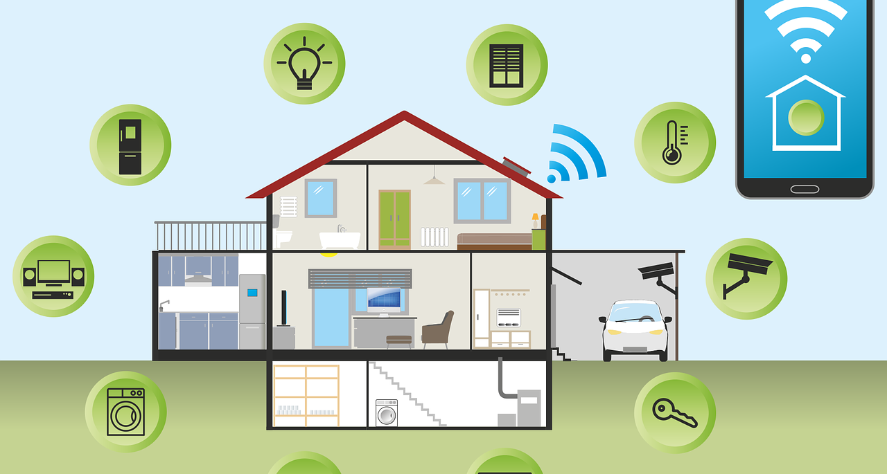 Beyond Novelty Smart Homes For Safety Security And Personal Well Being