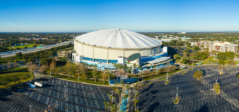 Tropicana Field Power Outage Leaves Fans in the Dark During Rays