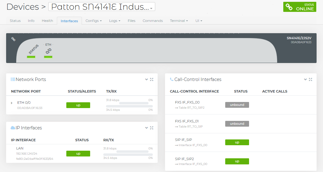 Industrial VoIP Gateway Enables SIP Voice Communications in
