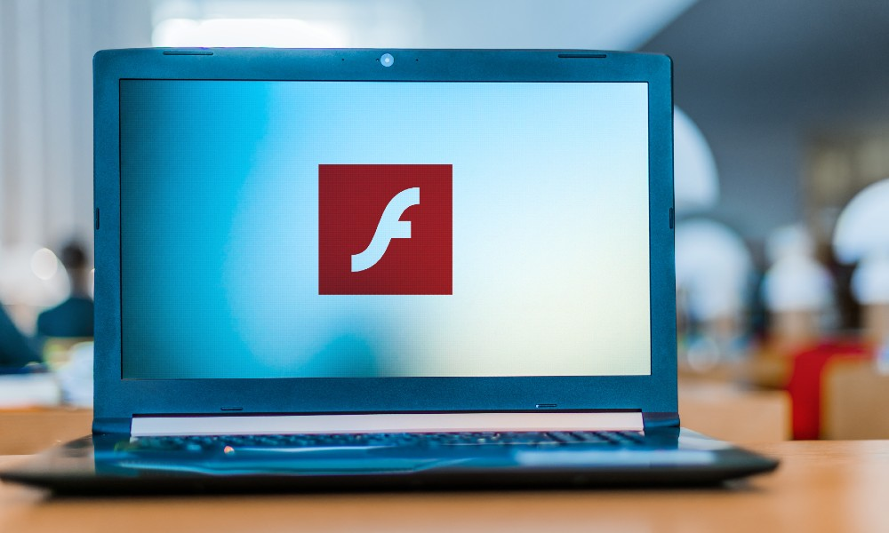 Adobe Flash Player browser plug-in discontinued