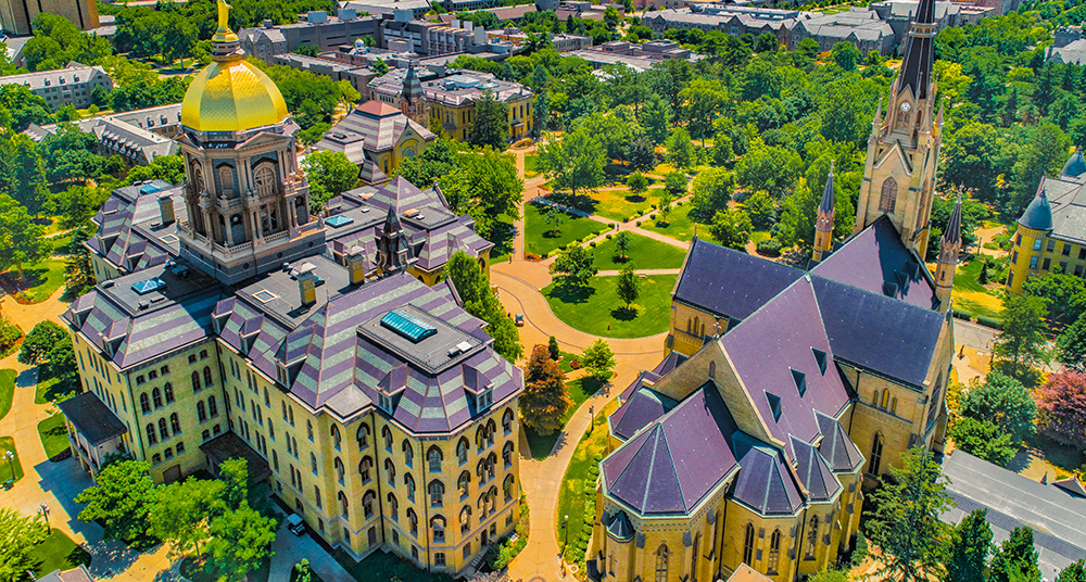 Schneider Electric Helps University Of Notre Dame Enhance Efficiency With Smart Buildings