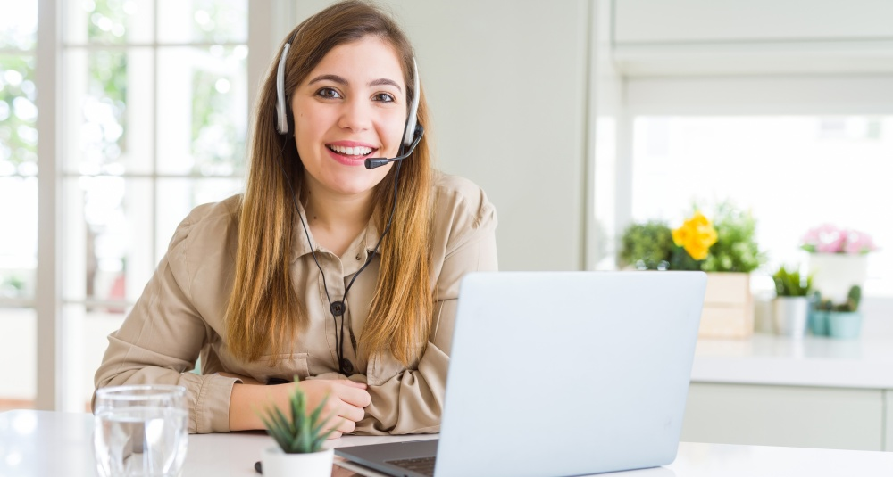 The Call Center Comes Home as More Agents Work Remotely