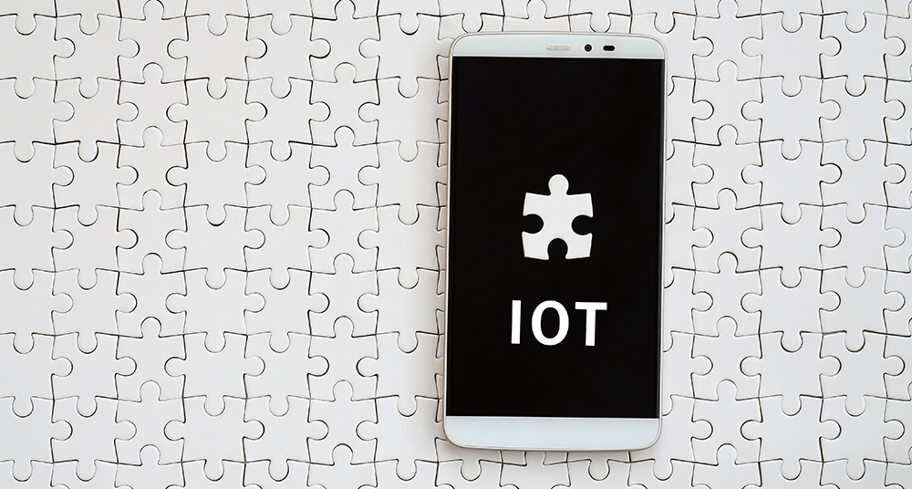 Challenges of Enterprise IoT