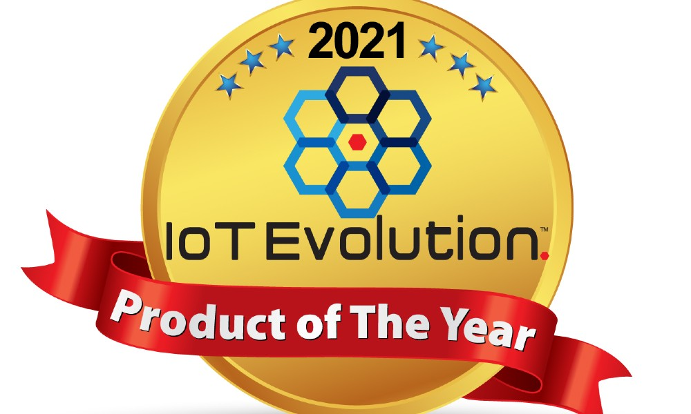 Winners of the 2021 IoT Evolution Product of the Year Awards Announced