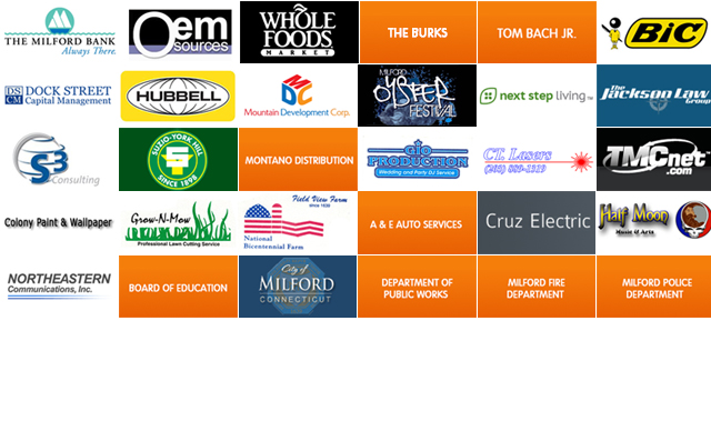 Sponsors of the 3rd Annual Pumpkins On The Pier Event