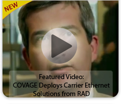 Completel Video Carrier Ethernet Access