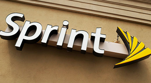 Sprint Refocuses Ads in Bid for Bigger Share