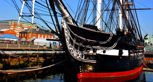 Old Ironsides and Unified Office: An Analogy of Design