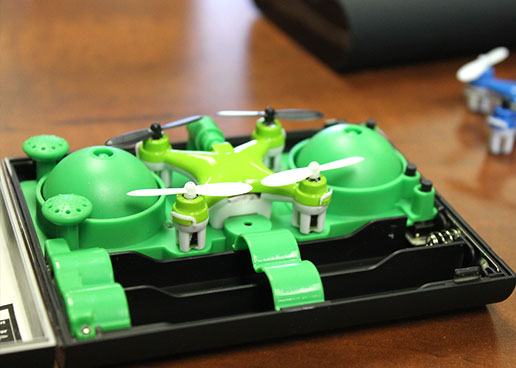 New Drone System Fits In Your Pocket